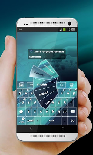 玩免費個人化APP|下載空幻的Kōnghuàn de GO Keyboard app不用錢|硬是要APP