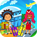 My Pretend Airport - Kids Travel Town FREE 1.2