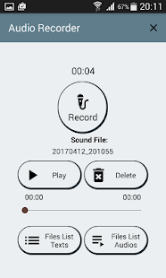 Voice to Text Text to Voice - náhled