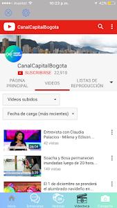 En Vivo Canal Capital screenshot 3