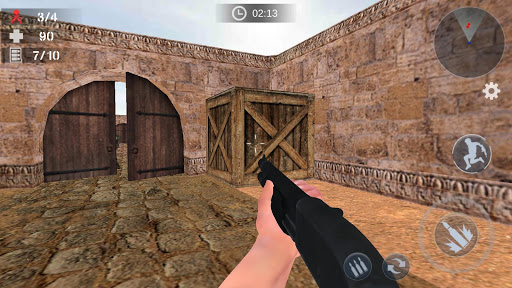 Gun Strike: Shooting Games  captures d'u00e9cran 2