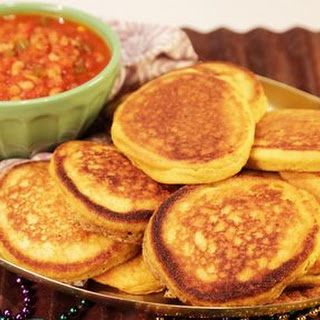 Stewed Black Eyed Peas and Hoe Cakes CARLA HALL, CLINTON KELLY.
