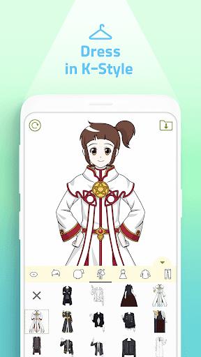 ShinVatar : K-style mini-me 1.0.6 screenshots 3