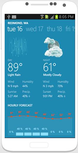 Weather Offline  screenshots 1