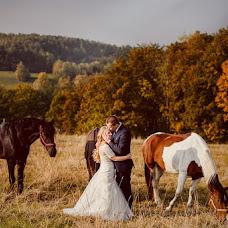 Wedding photographer Karina Skupień (karinaskupien). Photo of 06.10.2015