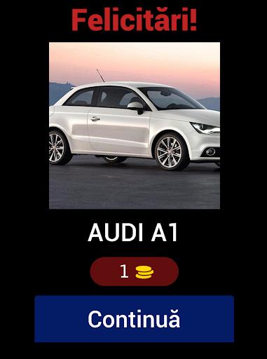 Ghiceste Audi-ul