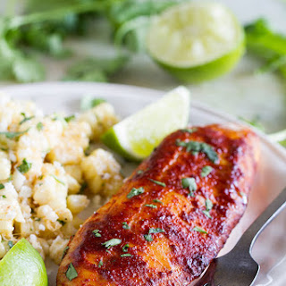Taco Grilled Fish.