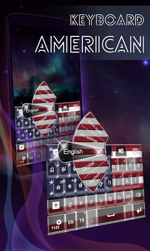 美國鍵盤高清