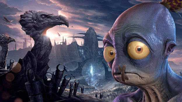 Most anticipated games 2020 - Oddworld: Soulstorm