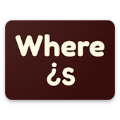 Where is - find the place