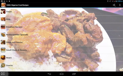1000 nigerian food recipes android apps on google play 1000 nigerian food recipes screenshot thumbnail forumfinder Gallery