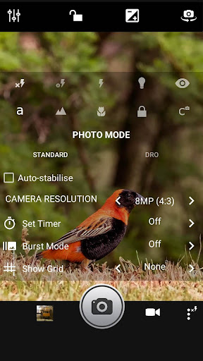 Fast Camera – HD Camera Professional v1.4 (Paid)