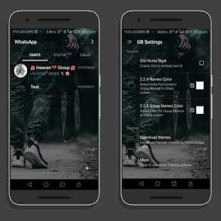 App GB WA Transparan Prime APK for Windows Phone