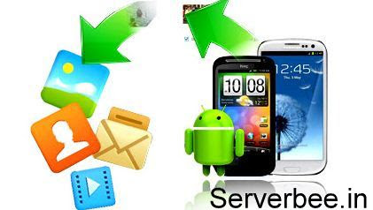 Restore Your Contacts In Android Mobile