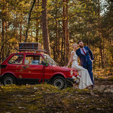 Wedding photographer Bartłomiej Bara (bartlomiejbara). Photo of 23.09.2018
