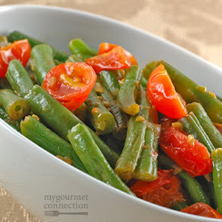 Provencal-Style Green Beans