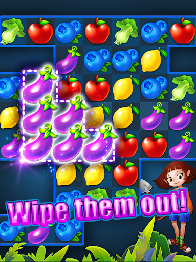 Fruits Drop Match 3 1.0 screenshots 3