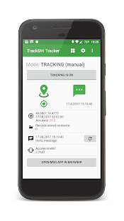 TrackSW GPS Tracker- screenshot thumbnail