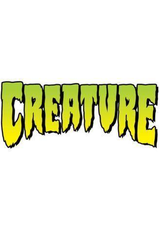 Creature - Creature Big Logo Decal 12