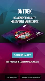 Recreate KerstApp - náhled
