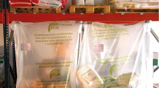 Haifa Ibérica y Sigfito reciclarán este año 40 toneladas de envases
