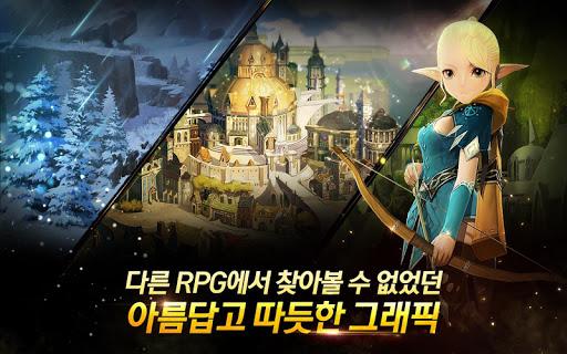 크리스탈하츠 for Kakao screenshot 01