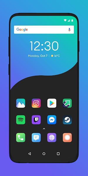 Download APK: Borealis – Icon Pack v2.7.0 [Patched]