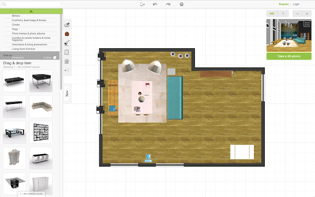 Design Your Room roomstyler 3d planner - chrome web store