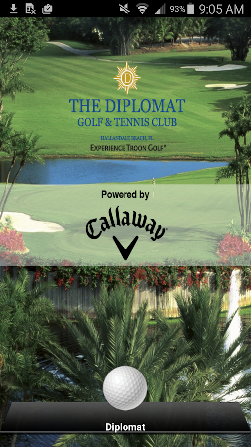 The Diplomat Golf Tennis Club- screenshot