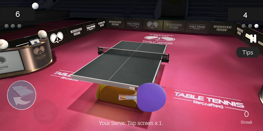 Table Tennis ReCrafted! android2mod screenshots 16