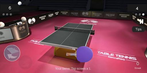 Table Tennis ReCrafted! apktram screenshots 16