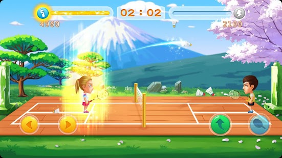 Badminton Star 2- screenshot thumbnail