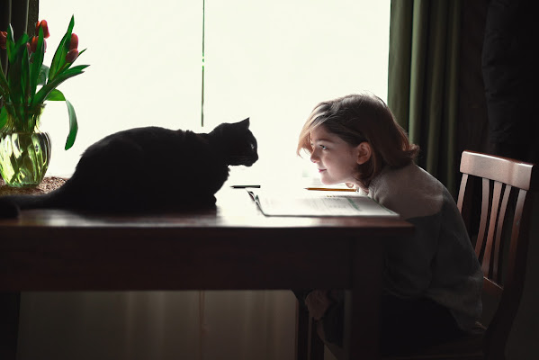 Facciamo i compiti insieme? di Tatiana_D