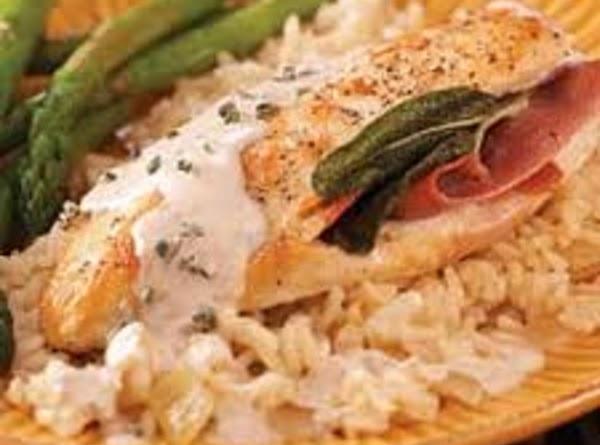 Chicken Saltimbocca Recipe