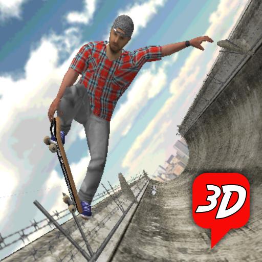 101 Skateboard Racing 3D (game)