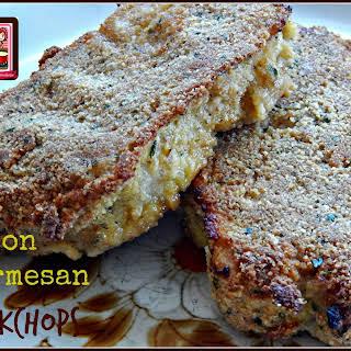Dijon Parmesan Pork Chops.