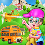 Mountain Fun School Trip – Class Trip Simulator