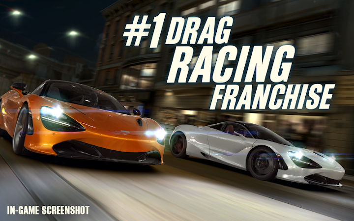 CSR Racing 2 v1.10.2 [Mods]
