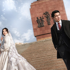 Wedding photographer Erlan Kuralbaev (Kuralbayev). Photo of 09.02.2018
