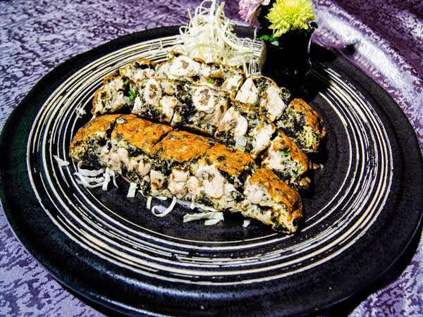 紫菜蚵煎蛋