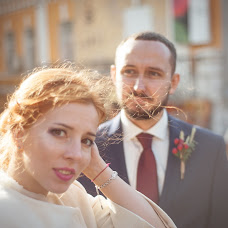 Wedding photographer Irina Makushinskaya (Maki). Photo of 10.01.2015