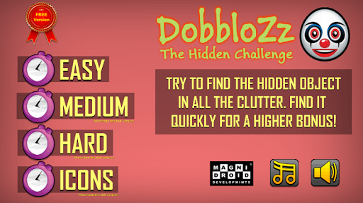 DobbloZz - 隠しチャレンジ