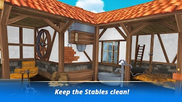 Horse Hotel - be the manager of your own ranch!