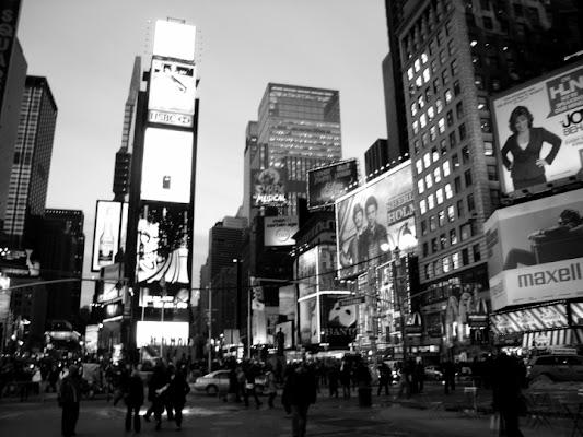 Time Square di FrancescaR
