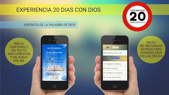 Experiencia 20 dias con Dios - náhled