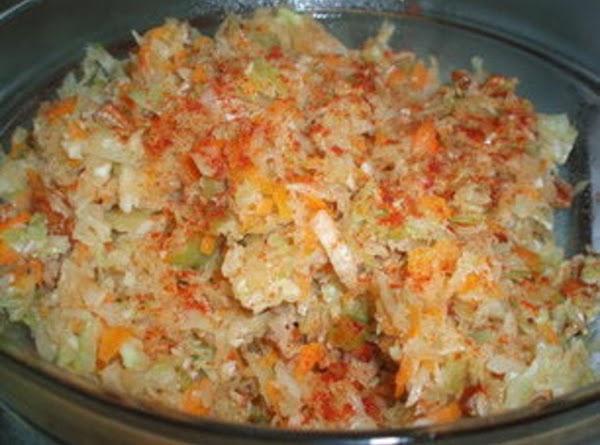 Company Cabbage Recipe