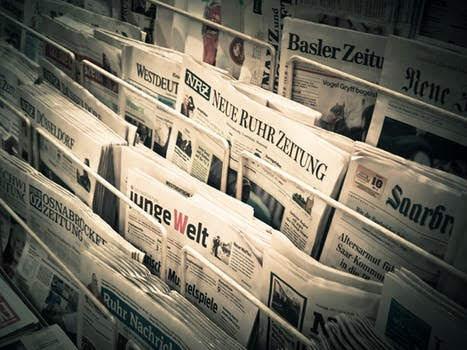 Copyright giornali