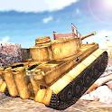WW2 Tank Defense icon