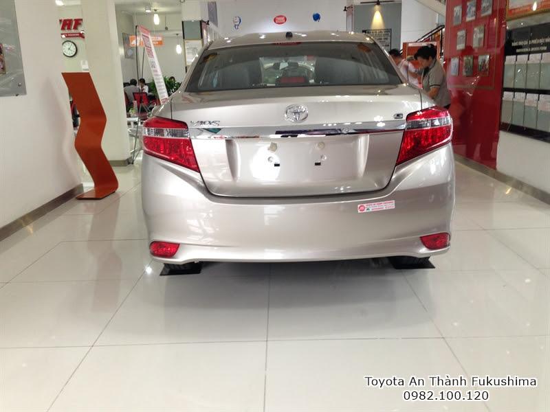 Giảm Giá Xe Toyota Vios 2016 1.5 G Số Tự Động 4