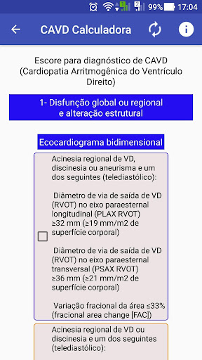 CAVD calculadora 1.0 screenshots 1